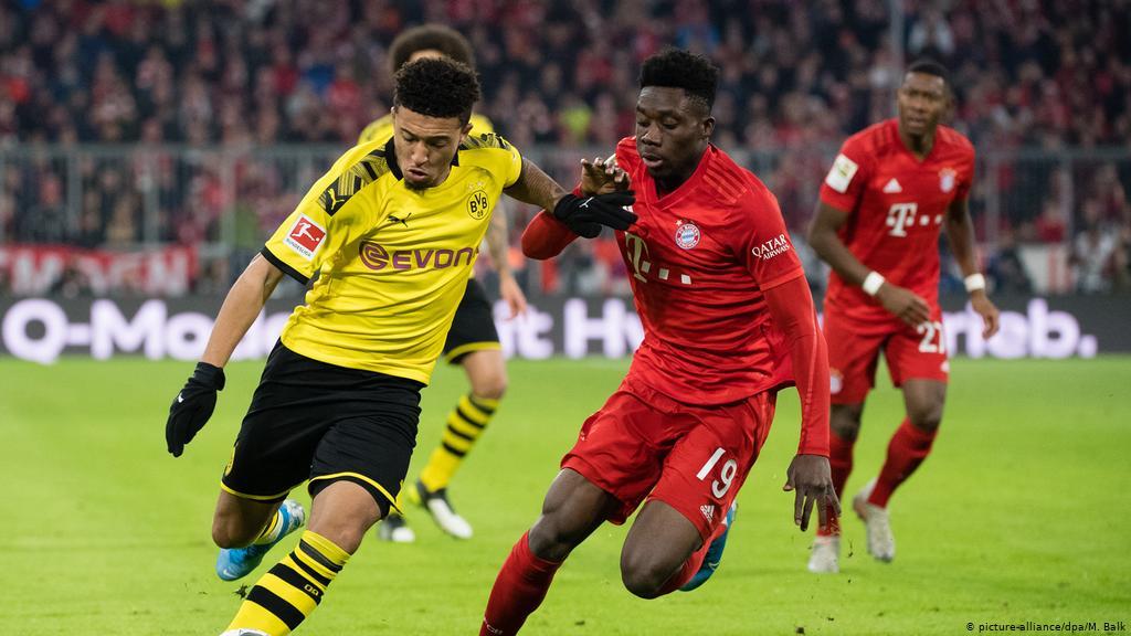 Link xem trực tiếp Bayern Munich vs Dortmund 01h30 ngày 1/10
