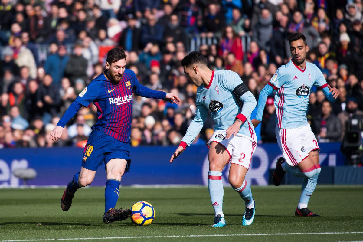 SoikèoCelta Vigo vs Barcelona, 02h30ngày2/10, La Liga