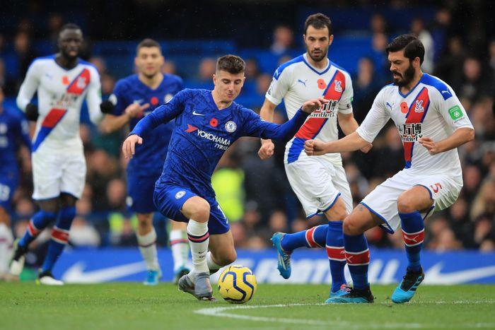 Link xem trực tiếp Chelsea vs Crystal Palace 18h30 ngày 3/10