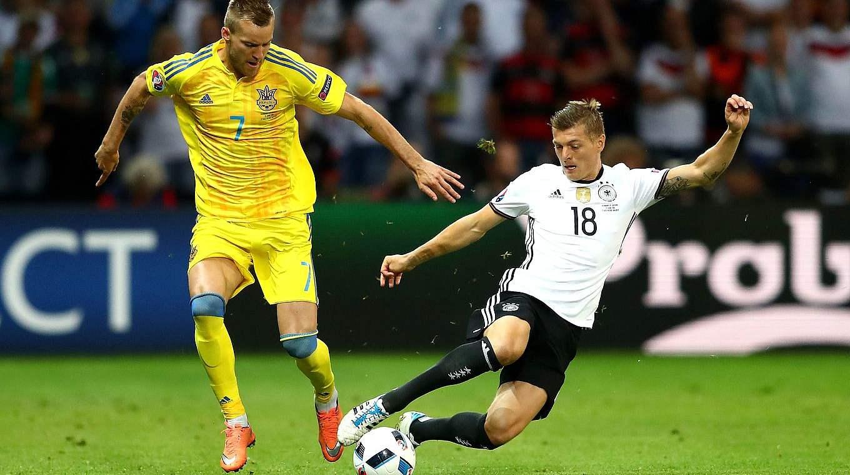Soi kèo Ukraina vs Đức, 01h45 ngày 11/10, UEFA Nations League