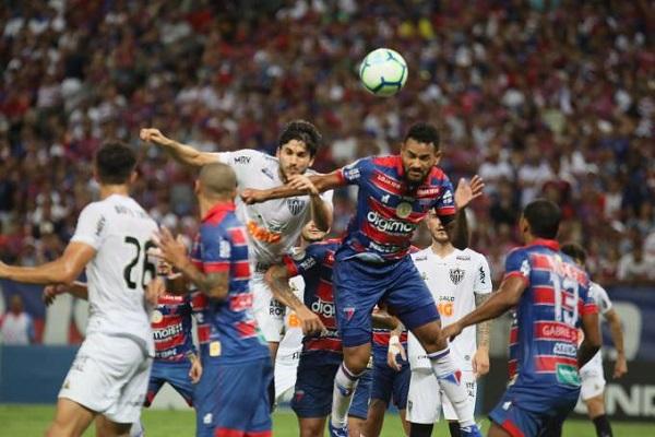 Soi kèo Fortaleza vs Atletico Mineiro, 07h30 ngày 08/10, VĐQG Brazil