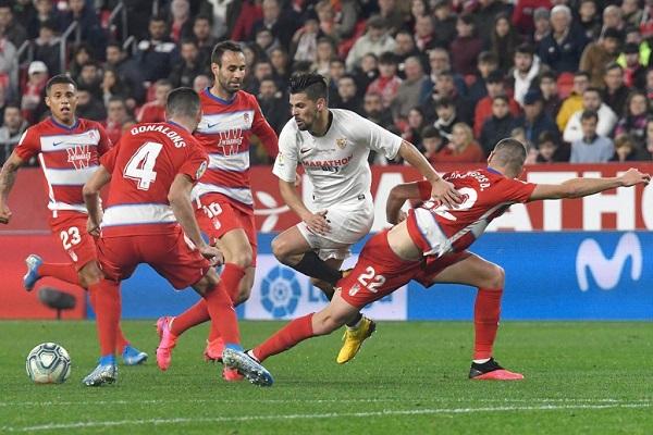 Soi kèo Granada vs Sevilla, 18h00 ngày 17/10, La Liga