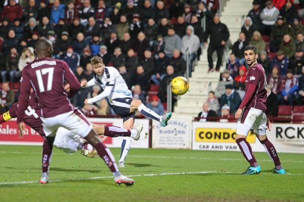 Soi kèo Hearts vs Dundee, 01h45 ngày 17/10, VĐQG Scotland