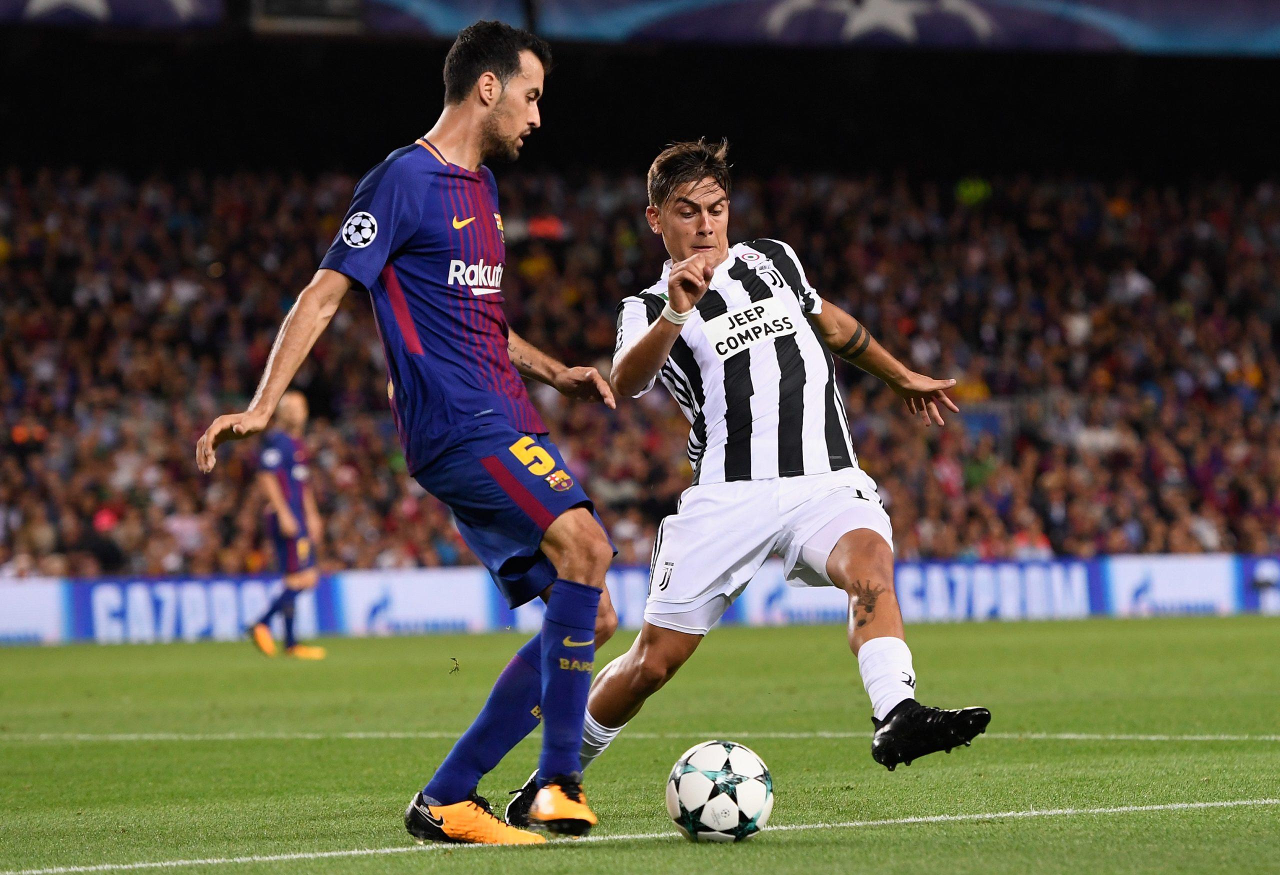 Link xem trực tiếp Juventus vs Barcelona 03h00 ngày 29/10