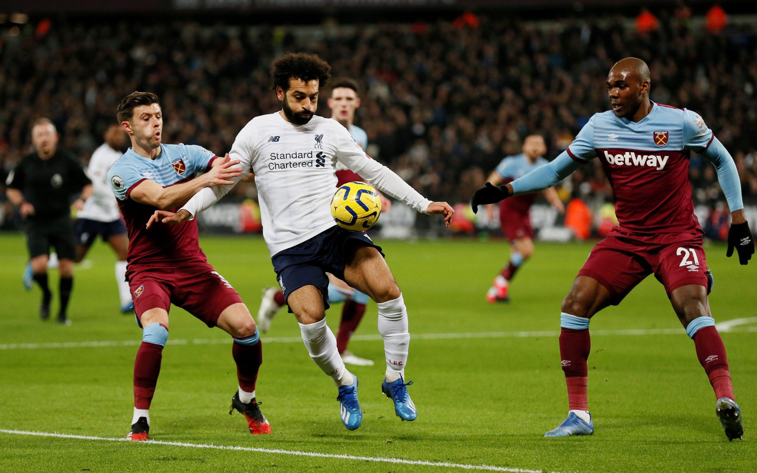 Link xem trực tiếp Liverpool vs West Ham 00h30 ngày 01/11