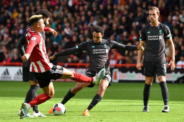 Link xem trực tiếp Liverpool vs Sheffield United 02h00 ngày 25/10