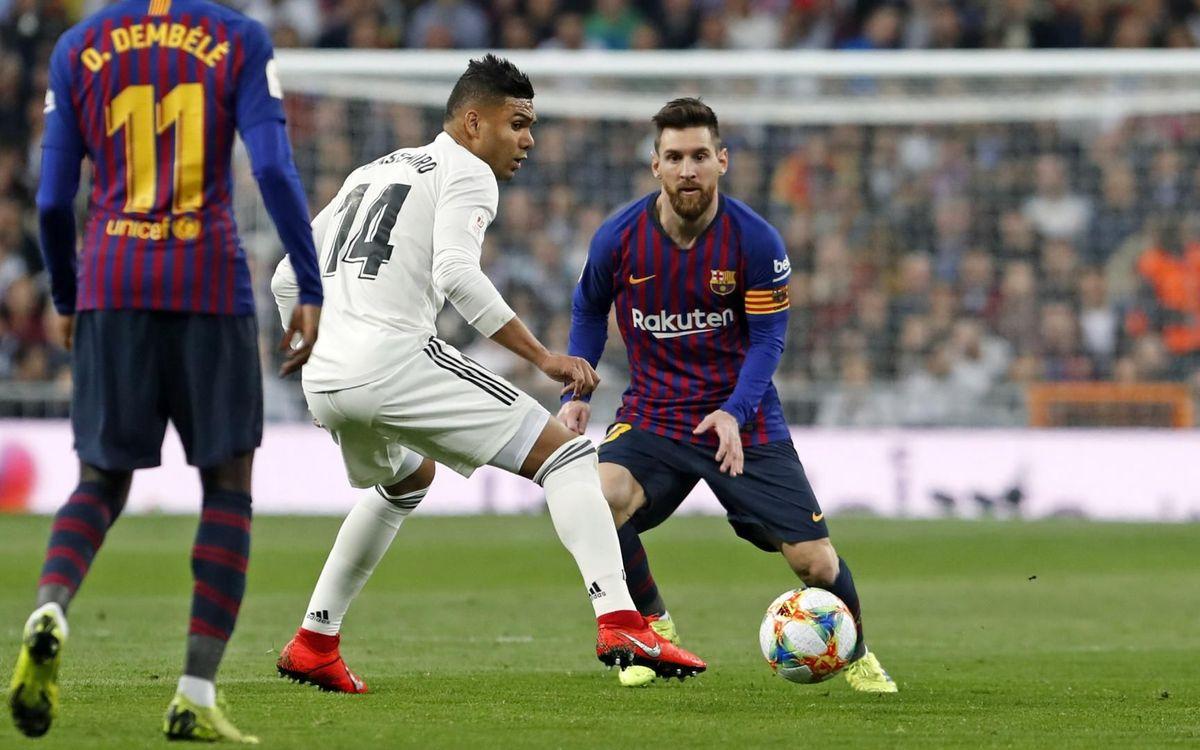 Nhận định Barcelona vs Real Madrid, 21h00 ngày 24/10, La Liga