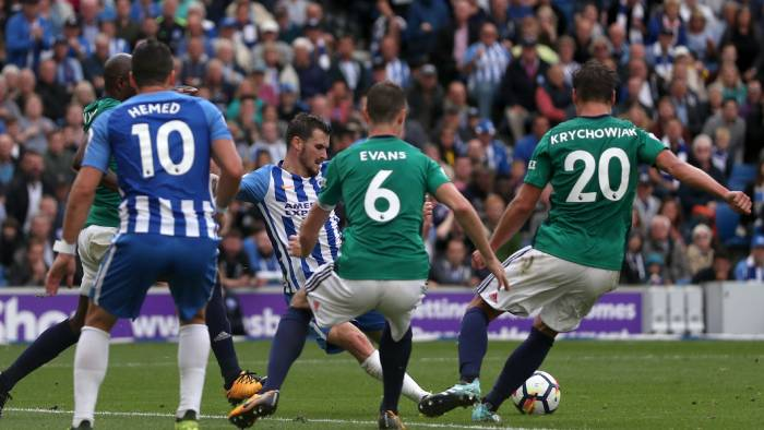 Nhận định Brighton vs West Brom, 00h30 ngày 27/10, Ngoại hạng Anh