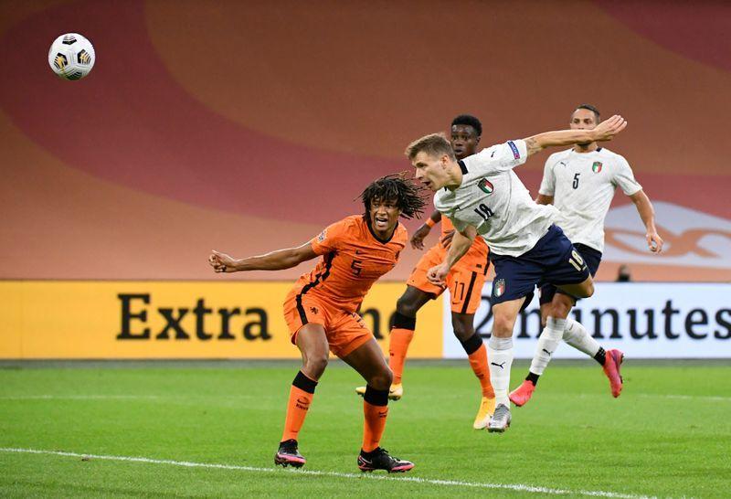 Nhận định Italy vs Hà Lan, 01h45 ngày 15/10, Nations League