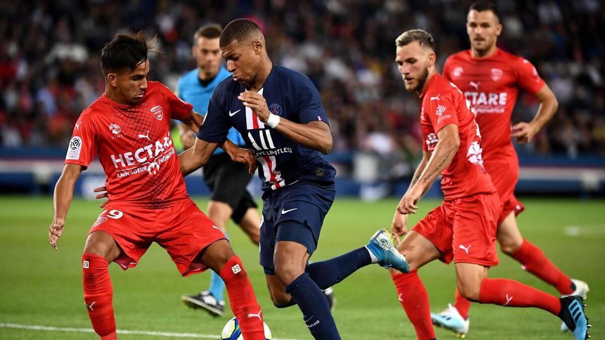 Nhận định Nimes vs PSG, 02h00 ngày 17/10, Ligue 1