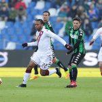 Nhận định Sassuolo vs Torino, 01h45 ngày 24/10, Serie A