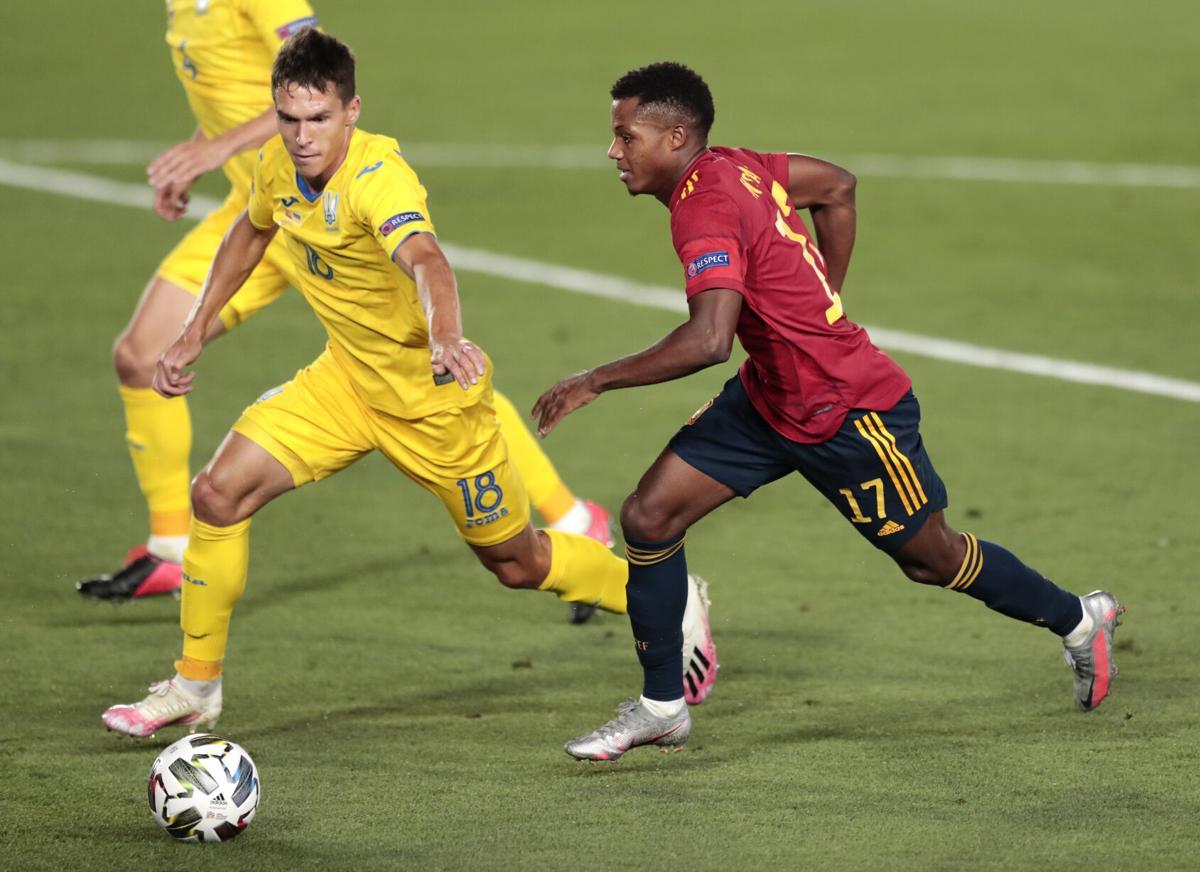 Nhận định Ukraine vs Tây Ban Nha, 01h45 ngày 14/10, Nations League