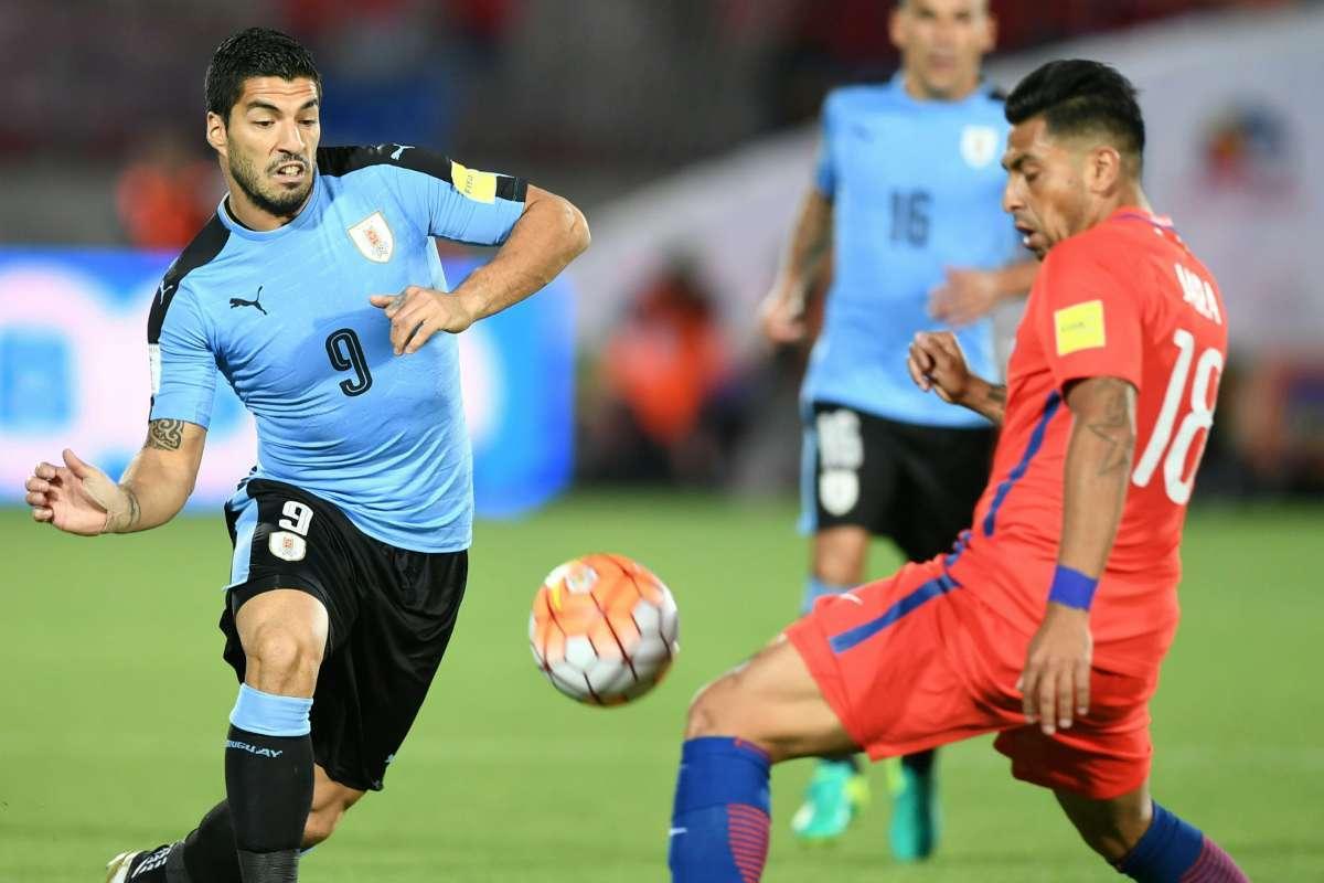 Nhận định Uruguay vs Chile, 05h45 ngày 9/10, Vòng loại World Cup