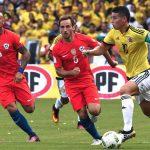 Soi kèo Chile vs Colombia, 07h30 ngày 14/10, Vòng loại World Cup 2022