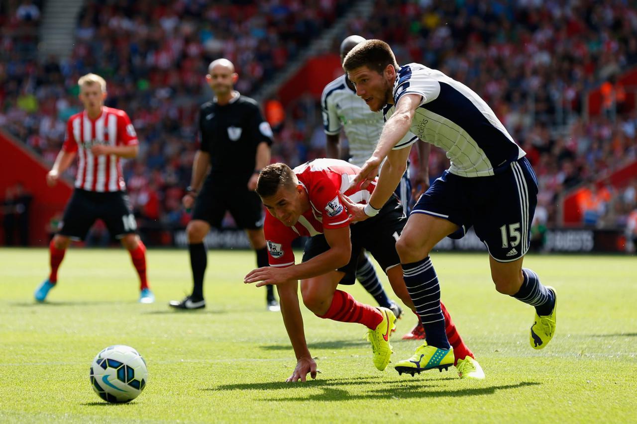 Soi kèo Southampton vs West Brom, 18h00 ngày 4/10, Ngoại hạng Anh
