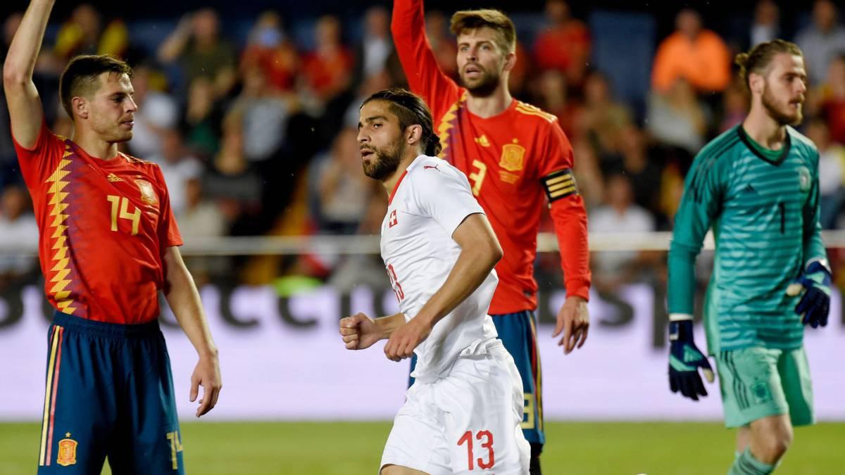 Nhận định Tây Ban Nha vs Thụy Sỹ, 01h45 ngày 11/10, Nations League
