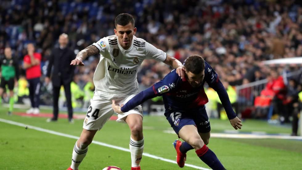 Link xem trực tiếp Real Madrid vs Huesca 20h00 ngày 31/10