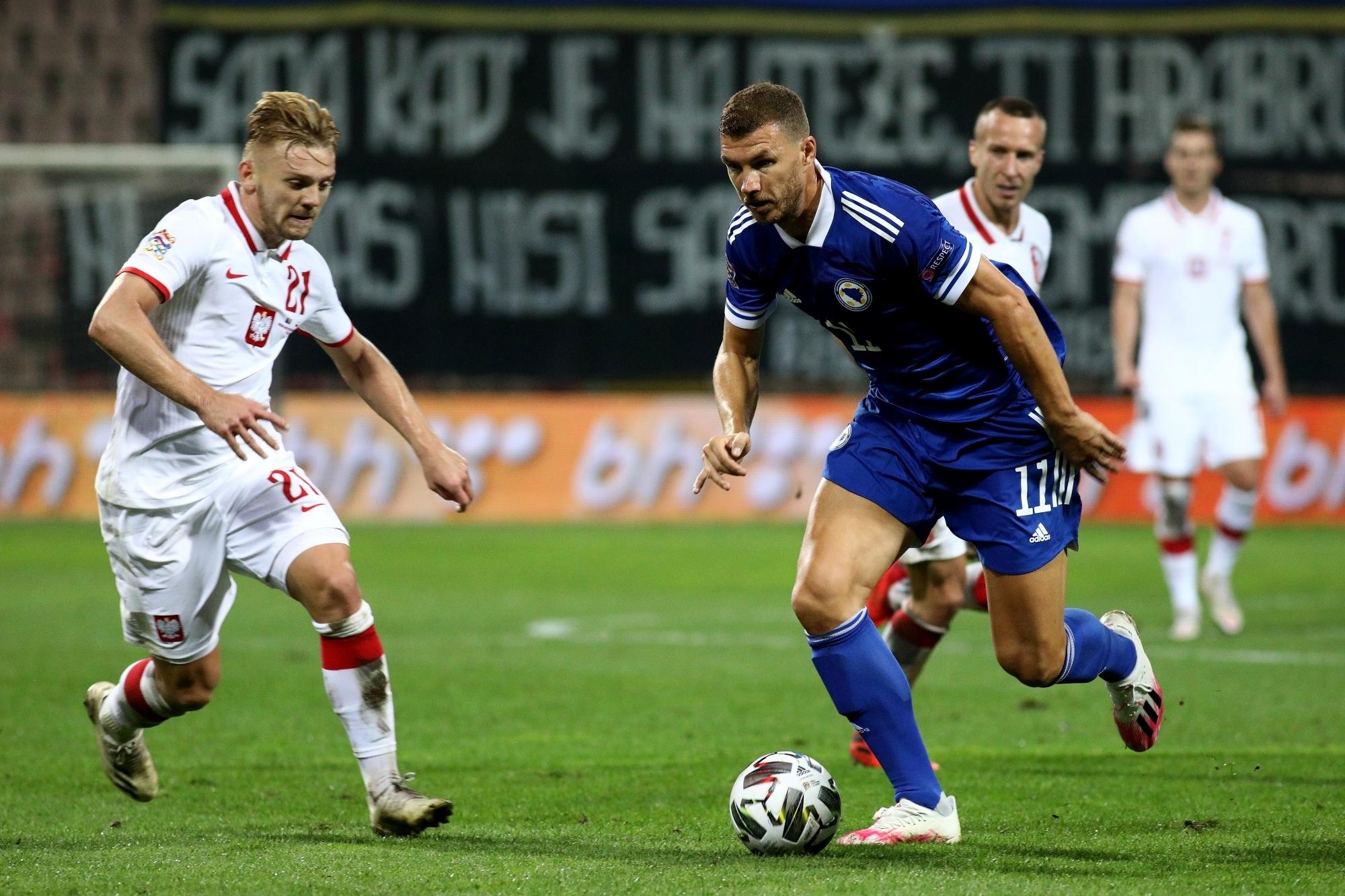 Soi kèo Ba Lan vs Bosnia, 01h45 ngày 15/10, Nations League