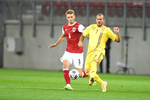 Soi kèo Romania vs Áo, 01h45 ngày 15/10, Nations League