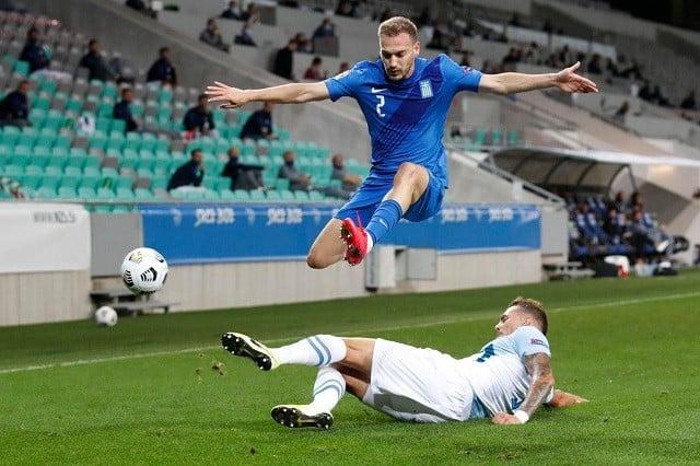 Soi kèo Hy Lạp vs Moldova, 01h45 ngày 12/10, UEFA Nations League