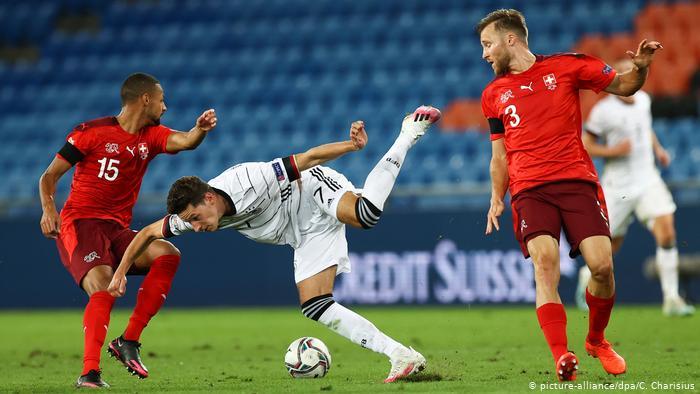 Soi kèo Đức vs Thụy Sỹ, 01h45 ngày 14/10, Nations League