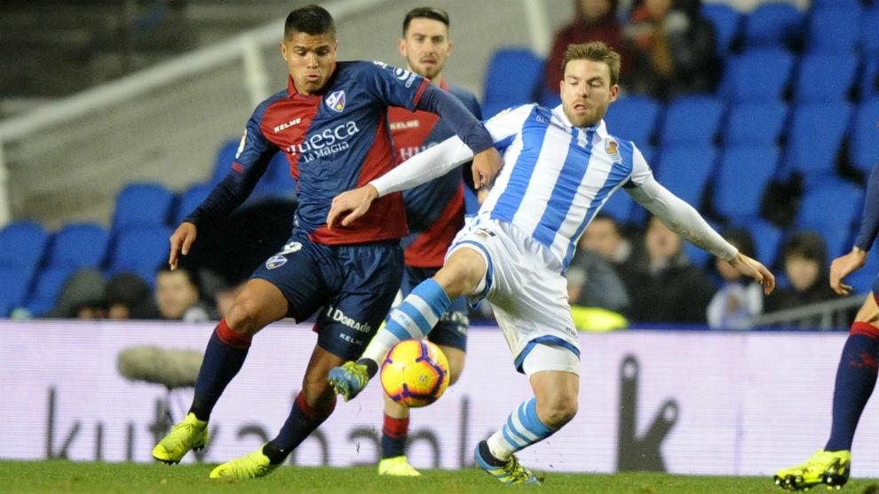Soi kèo Sociedad vs Huesca, 03h00 ngày 26/10, La Liga