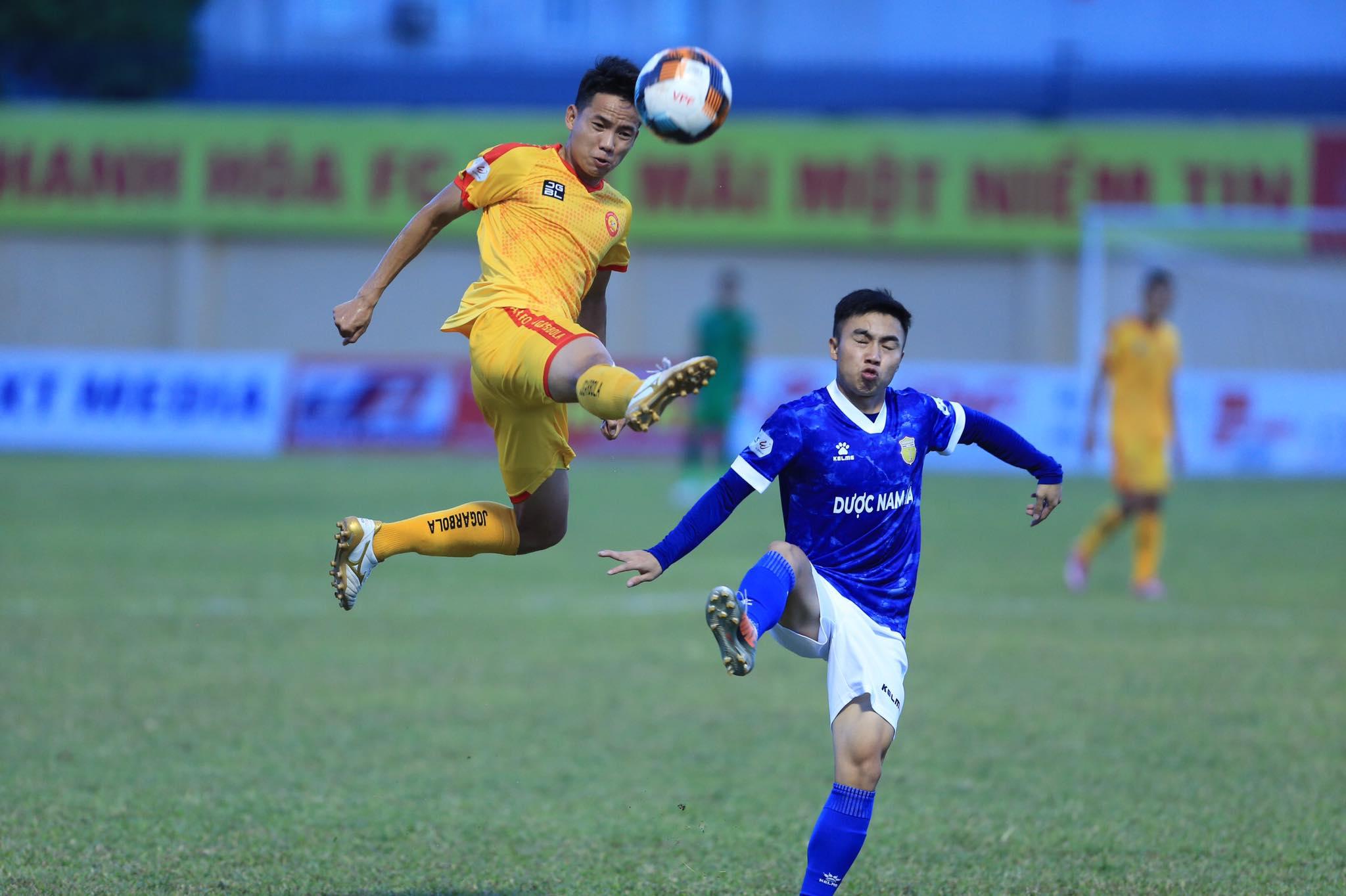 Link xem trực tiếp Thanh Hóa vs Nam Định 17h00 ngày 10/10