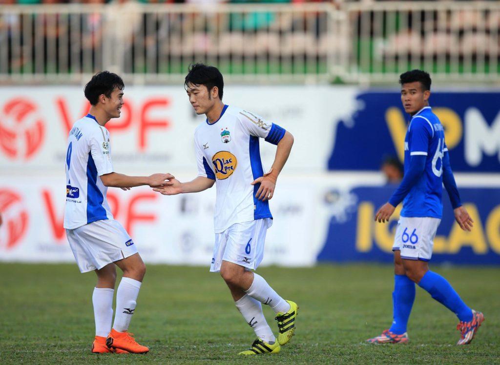 Soi kèo Quảng Ninh vs HAGL, 18h00 ngày 20/10, V League 2020