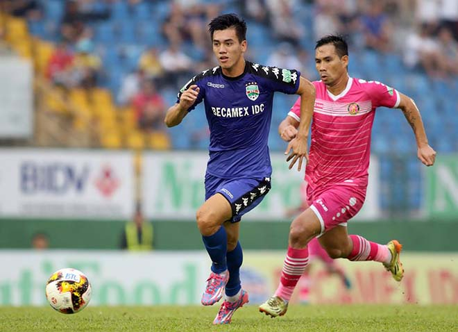 Soi kèo Bình Dương vs Sài Gòn, 17h00 ngày 14/10, V League 2020
