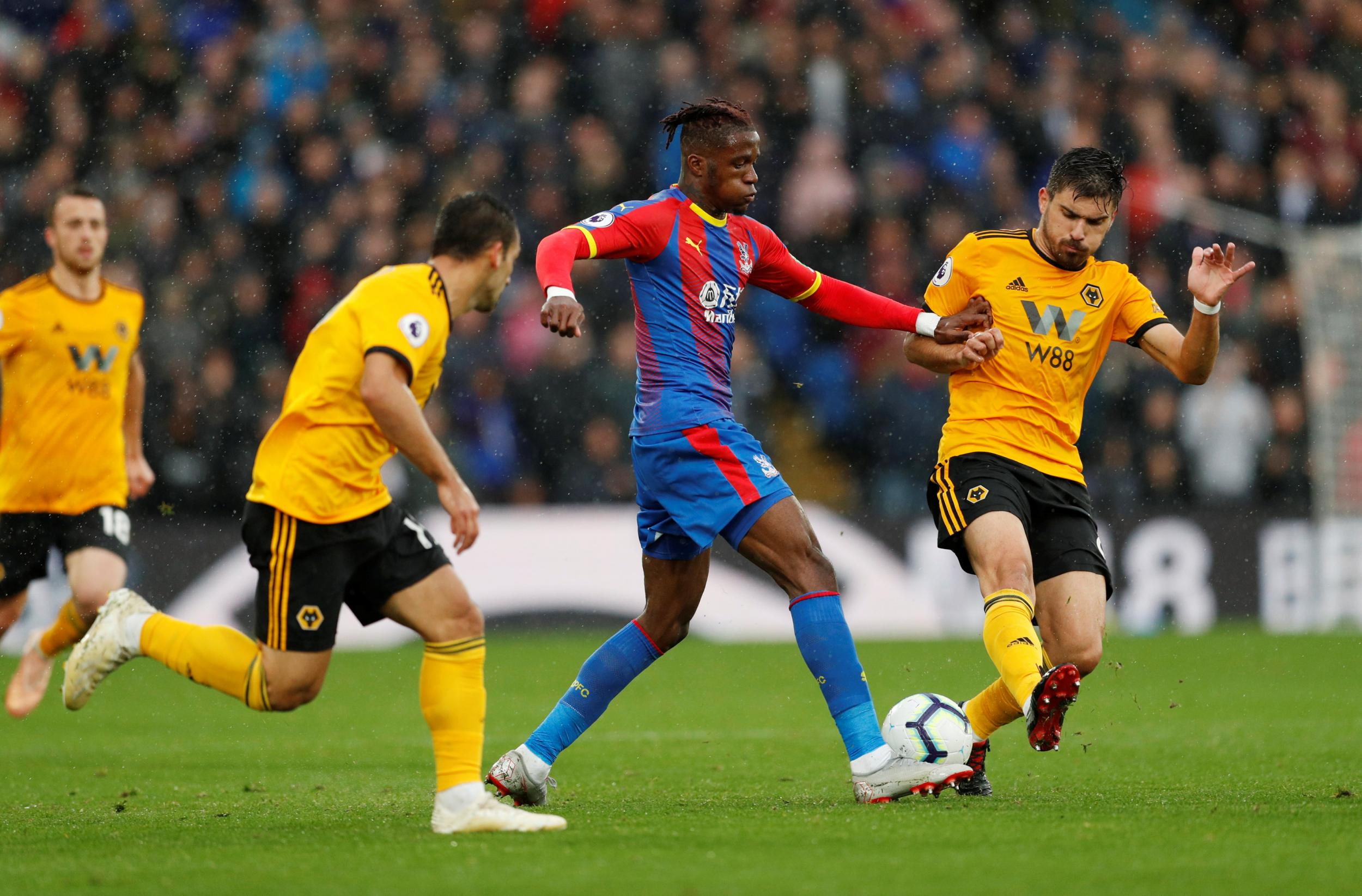 Soi kèo Wolves vs Crystal Palace, 03h00 ngày 31/10, Ngoại hạng Anh