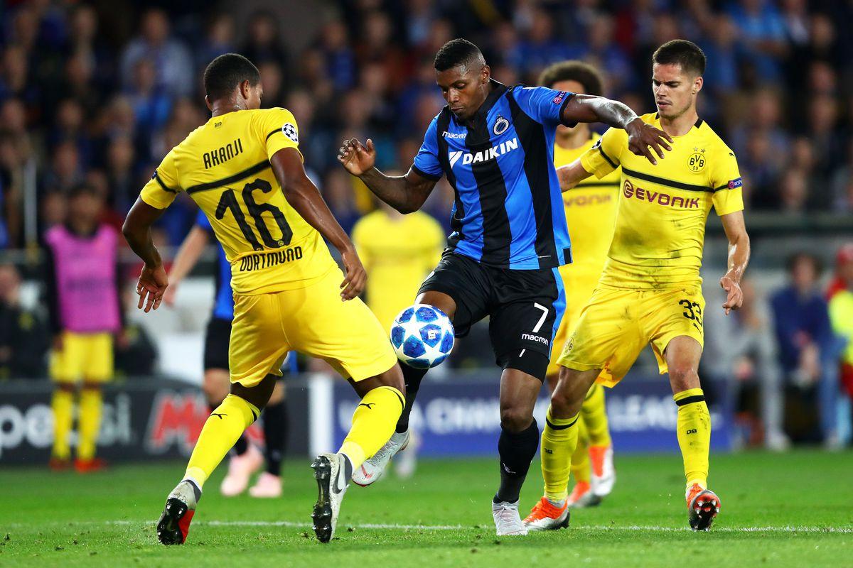 Soi kèo Club Brugge vs Dortmund, 03h00 ngày 5/11, Cúp C1 châu Âu