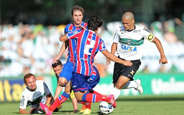 Soi kèo Coritiba vs Bahia, 04h00 ngày 17/11, Giải VĐQG Brazil