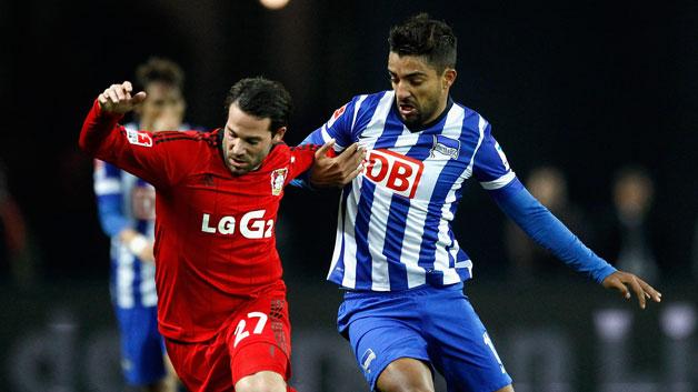 Soi kèo Leverkusen vs Hertha Berlin, 21h30 ngày 29/11, Bundesliga
