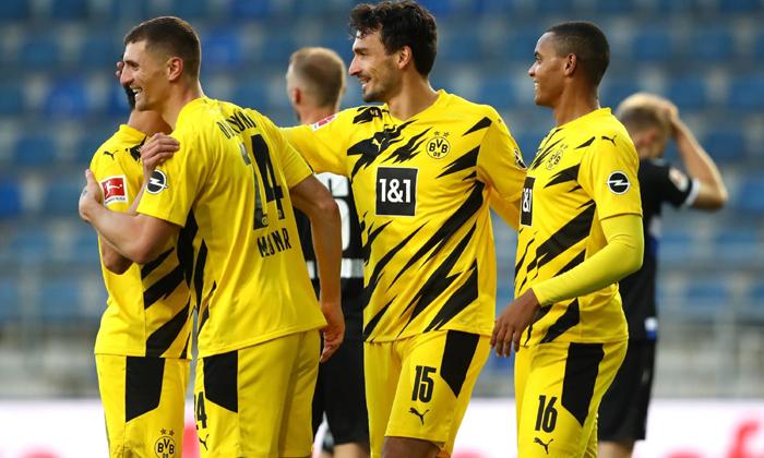 Soi kèo Hertha Berlin vs Dortmund, 02h30 ngày 22/11, VĐQG Đức