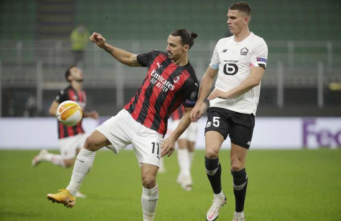 Soi kèo Lille vs Milan, 00h55 ngày 27/11, Cúp C2 châu Âu