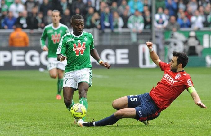 Soi kèo Saint Etienne vs Lille, 03h00 ngày 30/11, Ligue 1