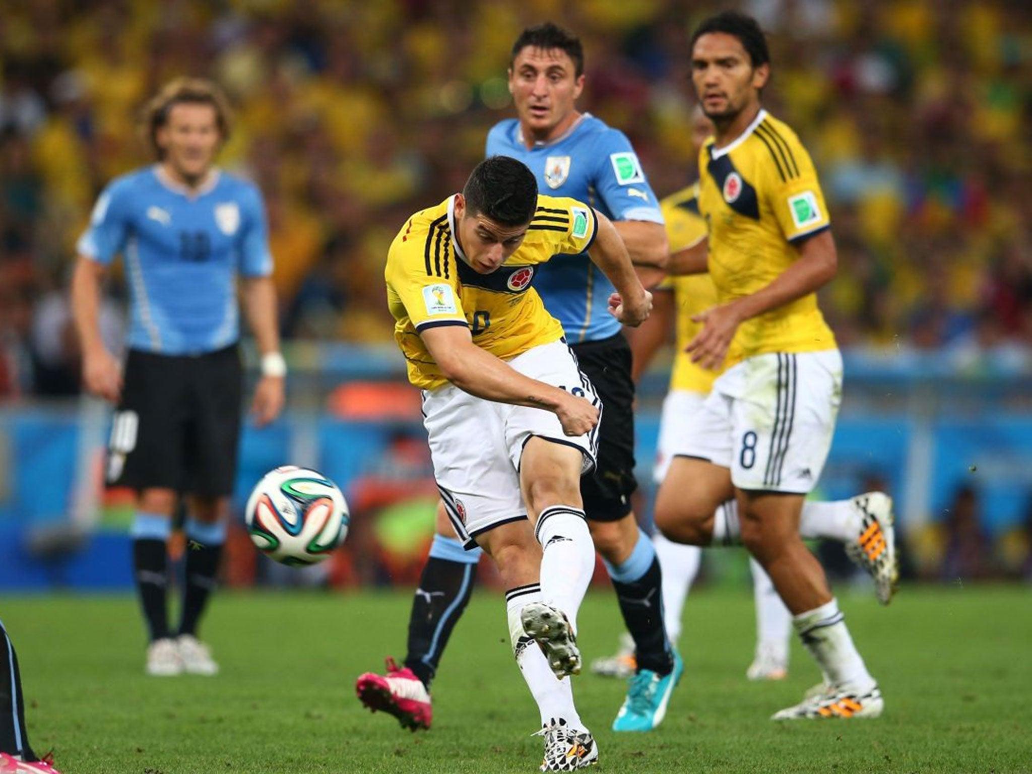 link xem trực tiếp colombia vs uruguay