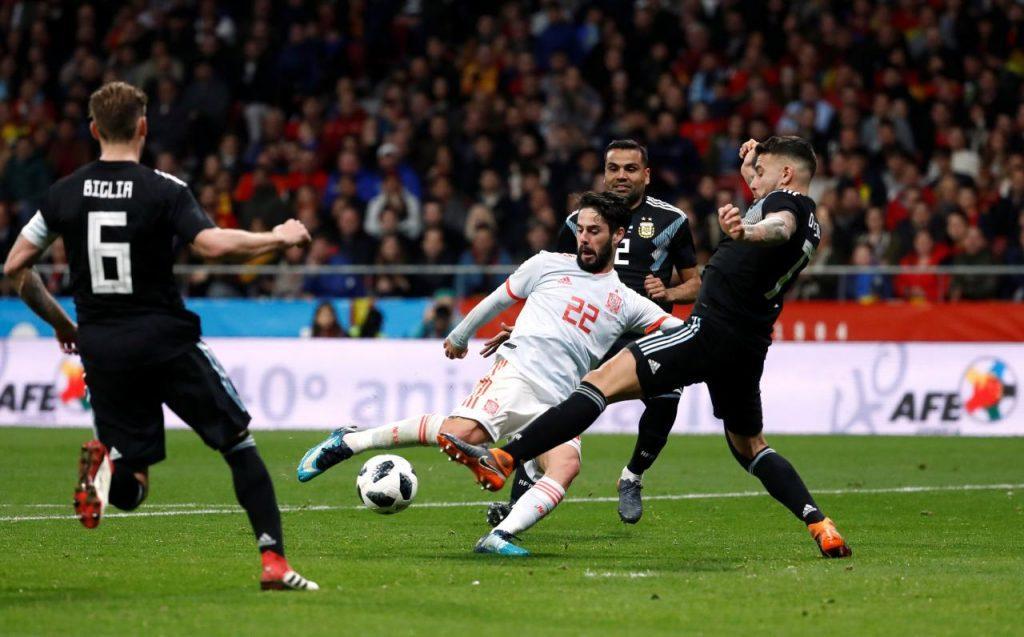 Soi kèo Thụy Sỹ vs Tây Ban Nha, 02h45 ngày 15/11, Nations League