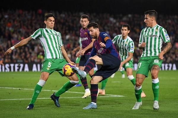 Soi kèo Barcelona vs Real Betis, 22h15 ngày 07/11, La Liga