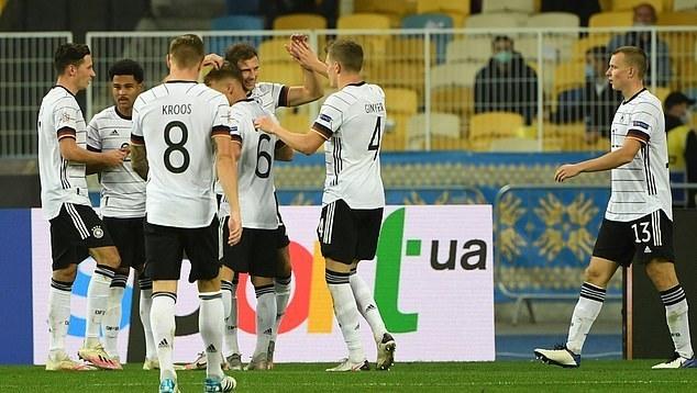 Soi kèo Đức vs Ukraine, 02h45 ngày 15/11, Nations League