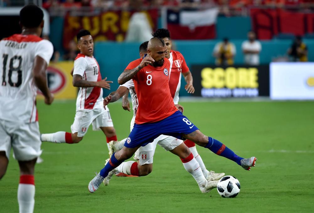 Link xem trực tiếp Chile vs Peru 06h00 ngày 14/11