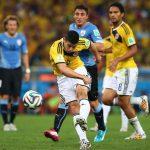 Link xem trực tiếp Colombia vs Uruguay 03h30 ngày 14/11