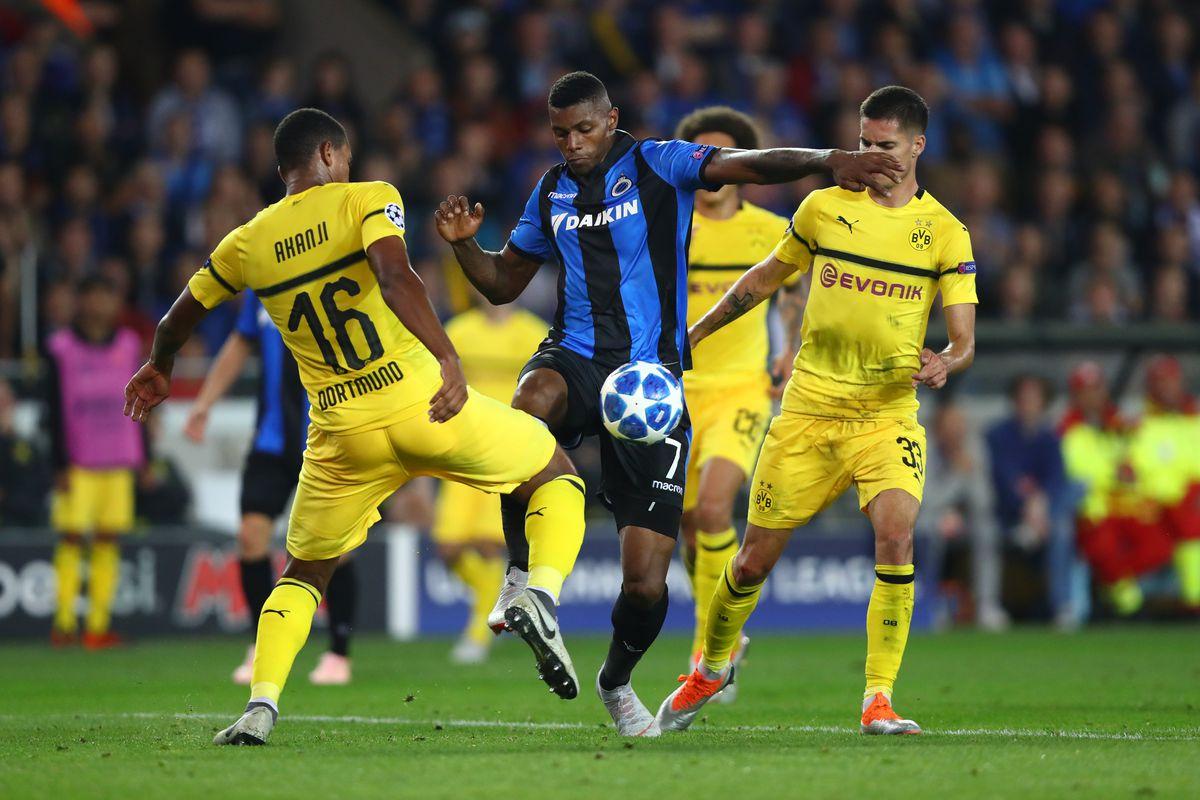 Link xem trực tiếp Dortmund vs Brugge 03h00 ngày 25/11