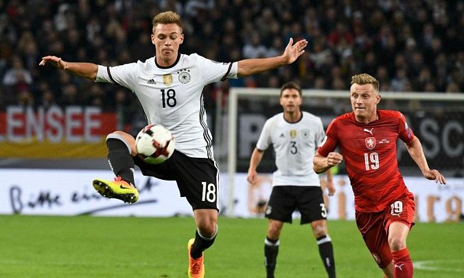 Link xem trực tiếp Đức vs CH Czech 02h45 ngày 12/11