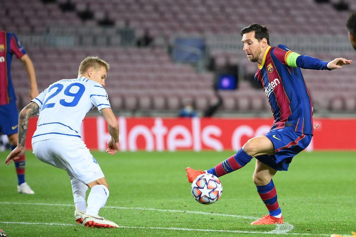 Link xem trực tiếp Dynamo Kyiv vs Barcelona 03h00 ngày 25/11