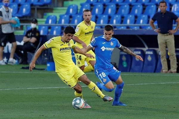 Soi kèo Getafe vs Villarreal, 20h00 ngày 08/11, La Liga