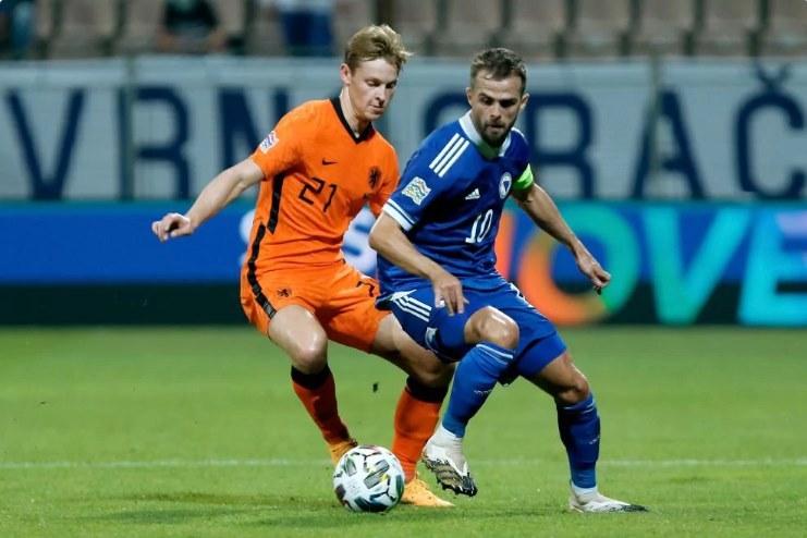 Link xem trực tiếp Hà Lan vs Bosnia 00h00 ngày 16/11