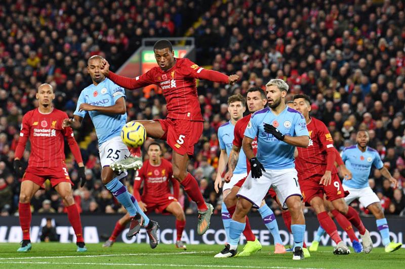 Link xem trực tiếp Man City vs Liverpool 23h30 ngày 8/11