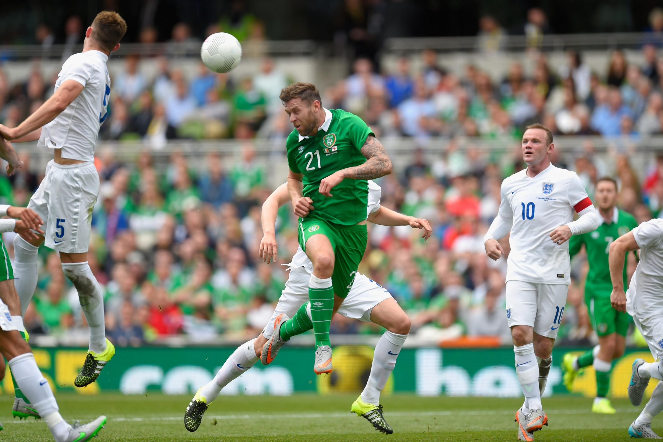 Nhận định Anh vs CH Ireland, 03h00 ngày 13/11, Giao hữu quốc tế