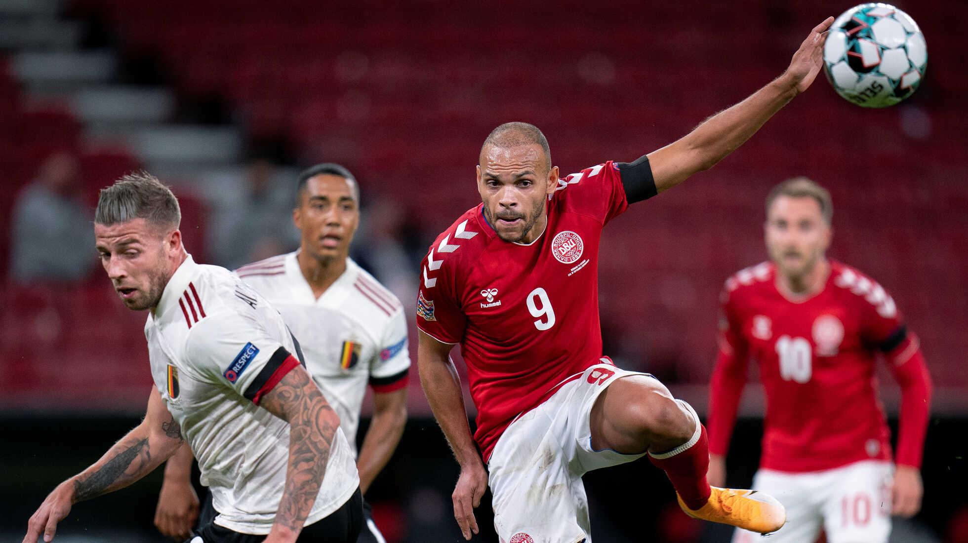 Nhận định Bỉ vs Đan Mạch, 02h45 ngày 19/11, Nations League